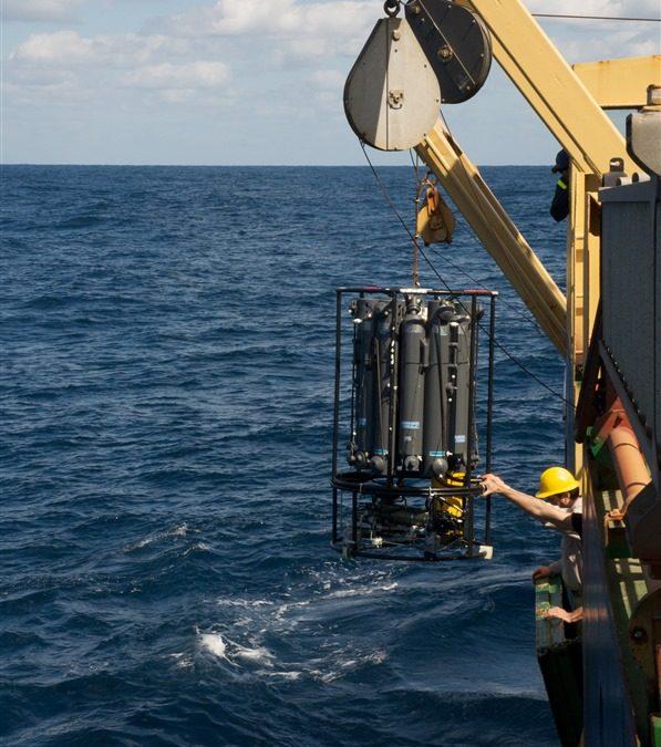 El proyecto oceanográfico más ambicioso y complejo propuesto en México, empezó ayer