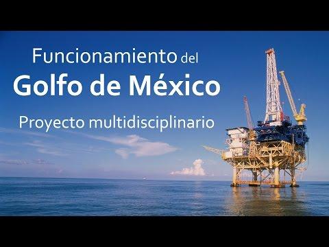 Video: Funcionamiento del Golfo de México, Proyecto Multidisciplinario del CIGoM