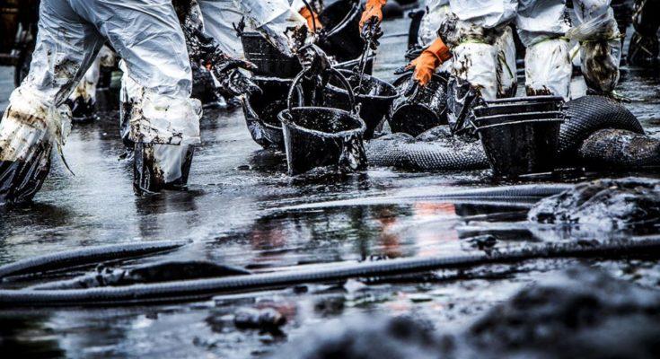 Se podrán identificar derrames de hidrocarburos