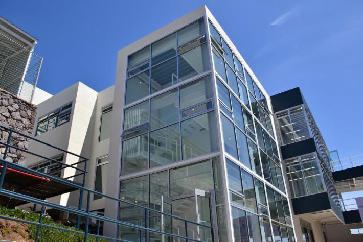 Inauguran edificios sede del CIGoM