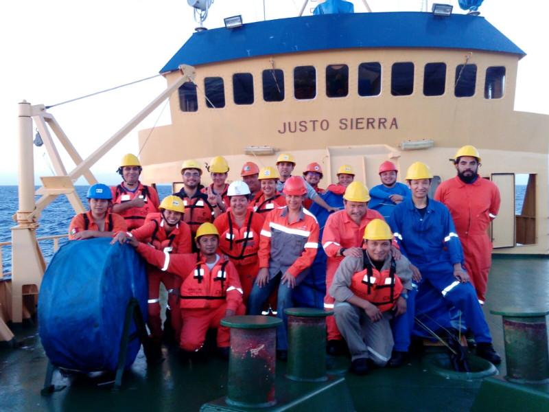 Recolectan especies a más de 3 mil metros de profundidad por primera vez en la investigación oceanográfica de México