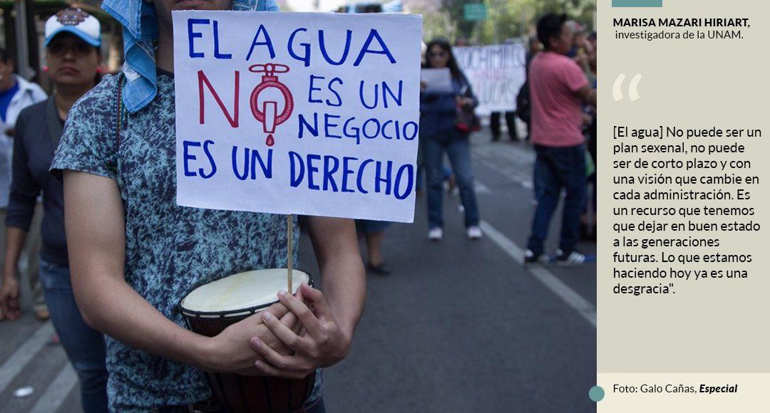 40 académicos de UNAM, Colmex, UAM y más alertan a candidatos: el país sufre tragedia ecológica