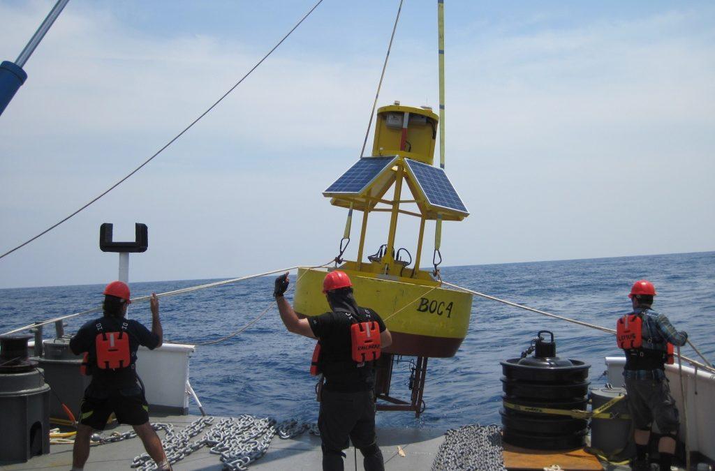 El mayor proyecto de investigación oceanográfica en el Golfo de México cumple su primer año de vida.
