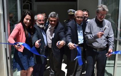 Inauguran instalaciones sede del CIGoM, en Ensenada