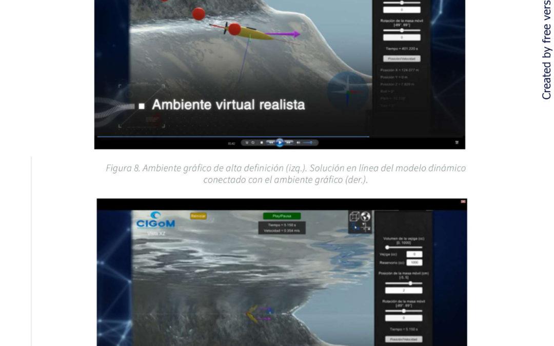 Soluciones de Instrumentación y Robótica Submarina para el Sector Nacional Petrolero