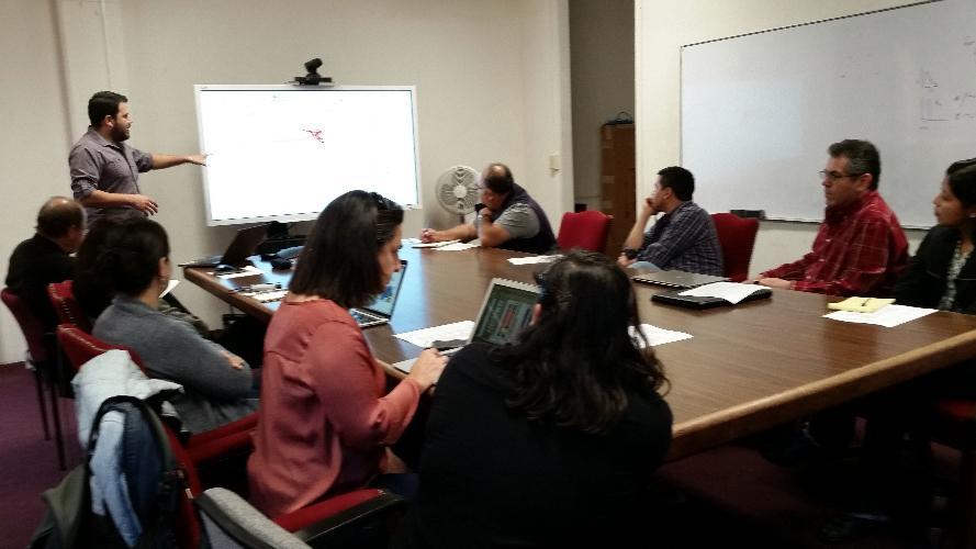 Conocer los procesos ecológicos y su relación con los ciclos biogeoquímicos en el Golfo de México