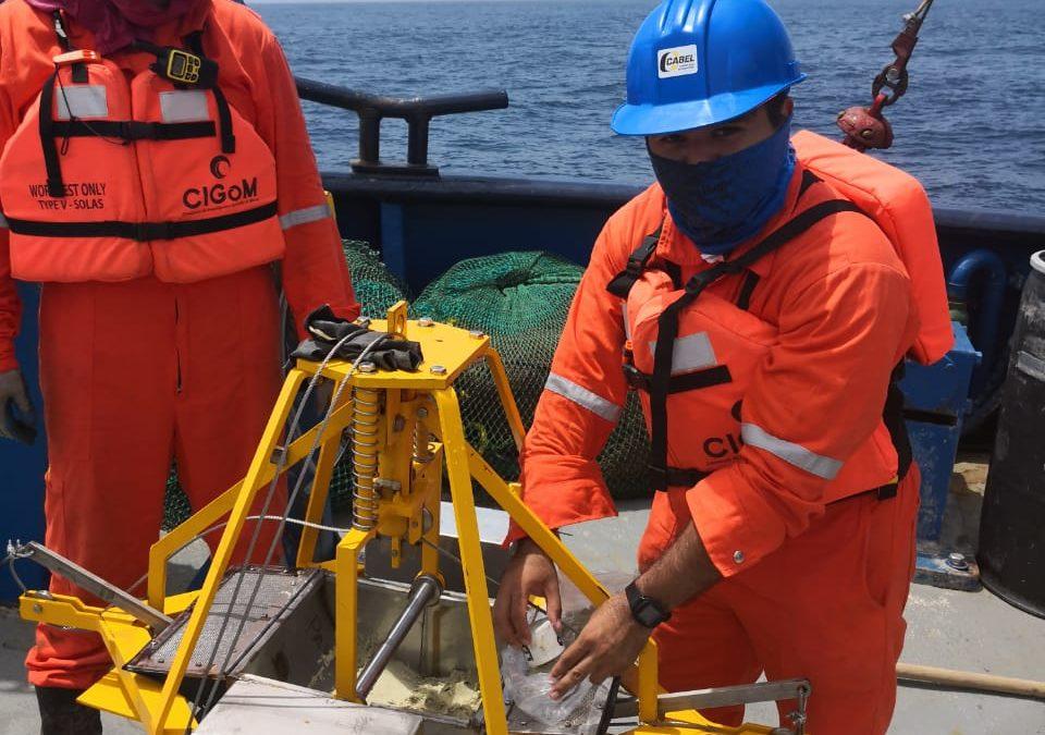 Inicia Campaña Oceanográfica GOMEX-06
