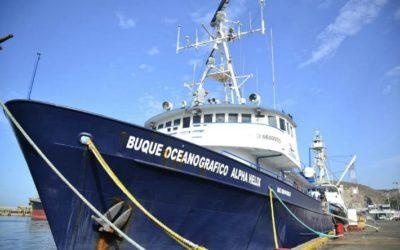 Regresa buque del Cicese luego de tres cruceros