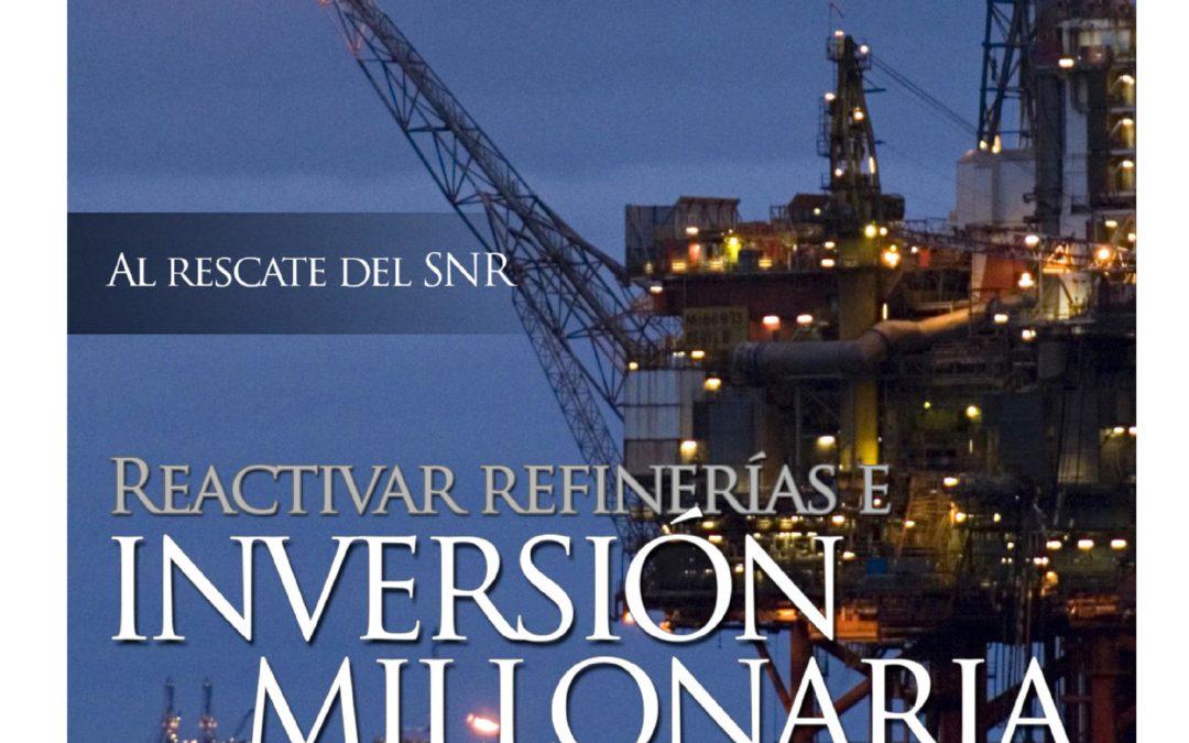 «El Golfo de México un reto para el manejo sustentable» en Oil & Gas Magazine No.65