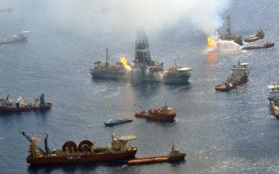 México aceptó pago mínimo y retiró demanda contra British Petroleum
