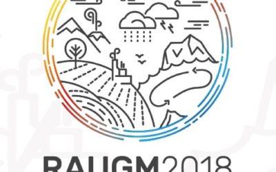 Participa el CIGoM en Reunión Anual de la Unión Geofísica Mexicana 2018