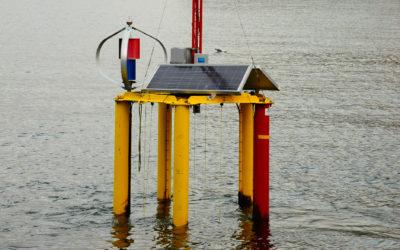 Investigadores mexicanos instalan 'espías marinos' para explorar el Golfo de México