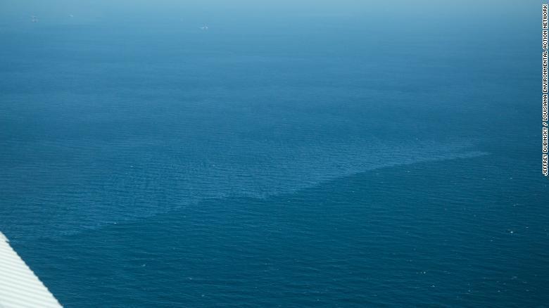 Un derrame de petróleo del que nunca has oído hablar podría ser uno de los mayores desastres ambientales en Estados Unidos