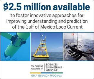 Understanding Gulf Ocean Systems (UGOS) Grants 2 – Request for Applications