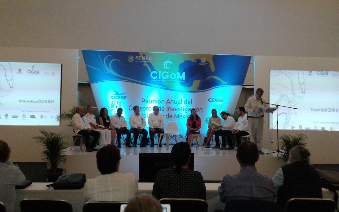 Celebra Consorcio de Investigación del Golfo de México la IV Reunión Anual