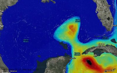 HRI Lands $153K Grant for Gulf of Mexico Loop Current System Database Management System