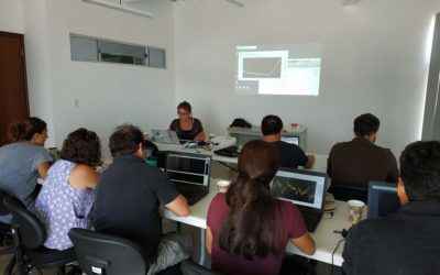 Inicia taller «RAFOS Float Data Processing» en el CIGoM