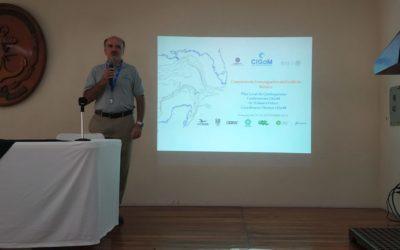 Participa CIGoM en Plan local de contingencias ante derrames de petróleo en Veracruz, México