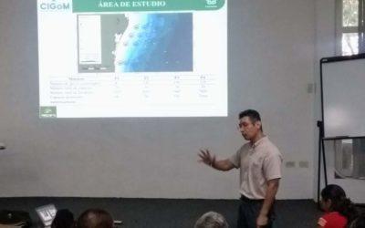 Presentan resultados de cuatro campañas oceanográficas en la zona de Perdido, Golfo de México