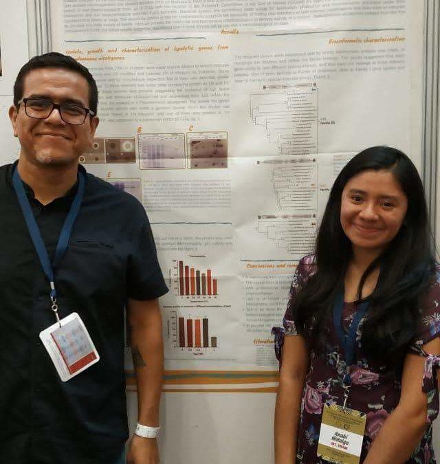 Participa IBt-UNAM en Sexto Congreso de Bioquímica y Biología Molecular de Bacterias