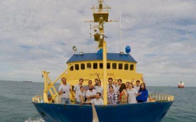 Proyecto CIGoM, conociendo el Golfo de México
